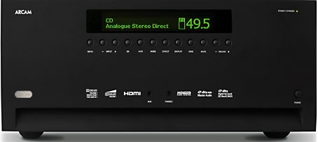 ARCAM AVR500 home theater receiver
