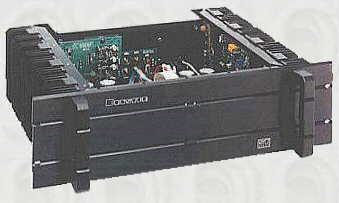 Bryston amplifier