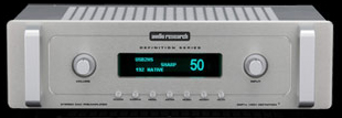 Audio Research DSPre integrated amplifier/DAC