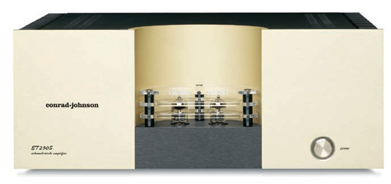 Conrad Johnson ET250S hyprid power amplifier