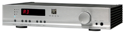 Simaudio Moon i-3.3 integrated amplifier with optional USB DAC