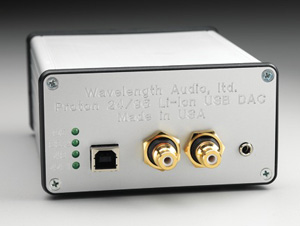 Wavelength Audio Proton USB DAC