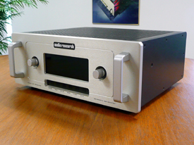 Audio Research Reference 5 vacuum tube preamplifier
