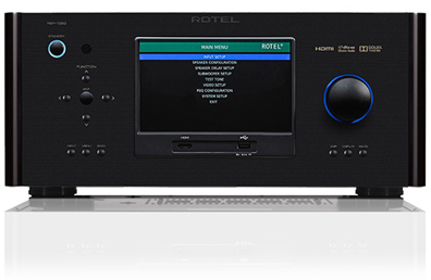 Rotel RSP-1582 home theater processor