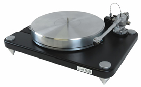 VPI Scout II turntable with JMW 9T tonearm