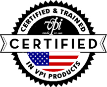 VPI Trained and Certified