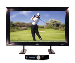 Runco XP-50DHD plasma display